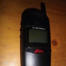 Segunda Mano: ANTIGUO TELÉFONO MÓVIL AIRTEL MOTOROLA CD 920 . Lote 147297170