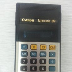 Segunda Mano: CALCULADORA PALMTRONIC 8-M - LOTE 1. Lote 147480218