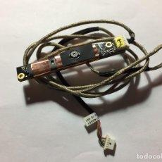 Segunda Mano: WEBCAM + CABLE - TOSHIBA SATELLITE L305. Lote 147916906