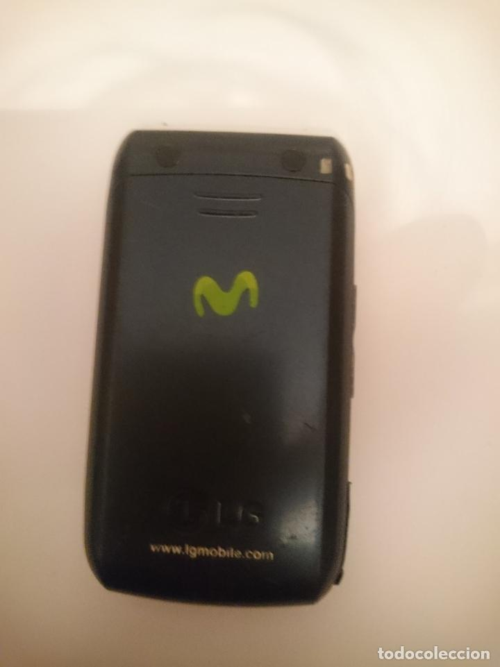 Segunda Mano: MOVIL LG MOVIESTAR - NO SE SI FUNCIONARA - Foto 2 - 148098806