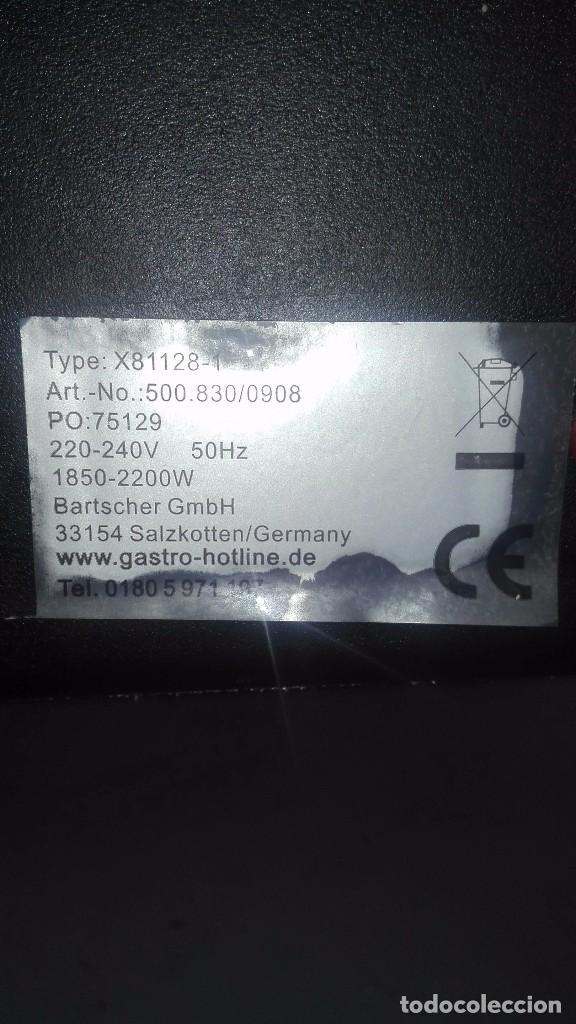 Segunda Mano: Cacerola eléctrica de agua. Sunnex. X81128-1.profesional - Foto 3 - 149169562