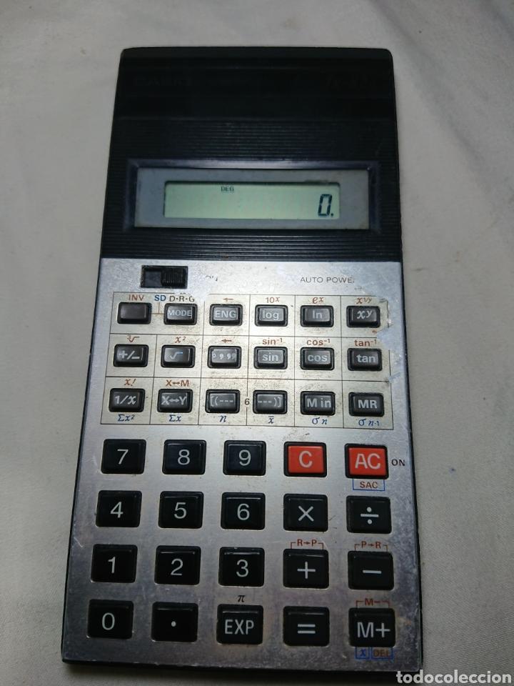 CASIO FX-82A - CALCULADORA CIENTÍFICA (Segunda Mano - Artículos de electrónica)