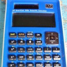 Segunda Mano: CALCULADORA CIENTÍFICA HP SMARTCALC 300S.SOLAR FUNCIONA. Lote 149692506