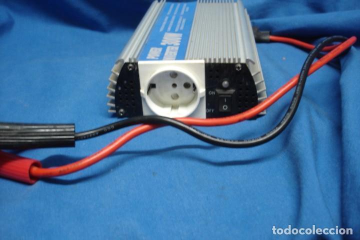 Segunda Mano: POWER INVERTER 300 WATIOS - INVERSOR DE ENERGIA DE 12 V. A 220 V - Foto 4 - 149827442