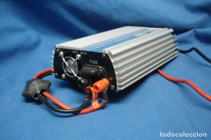 Segunda Mano: POWER INVERTER 300 WATIOS - INVERSOR DE ENERGIA DE 12 V. A 220 V - Foto 5 - 149827442
