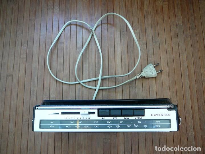 Segunda Mano: Radio Grundig Top Boy 600. Vintage, retro. - Foto 3 - 149975946