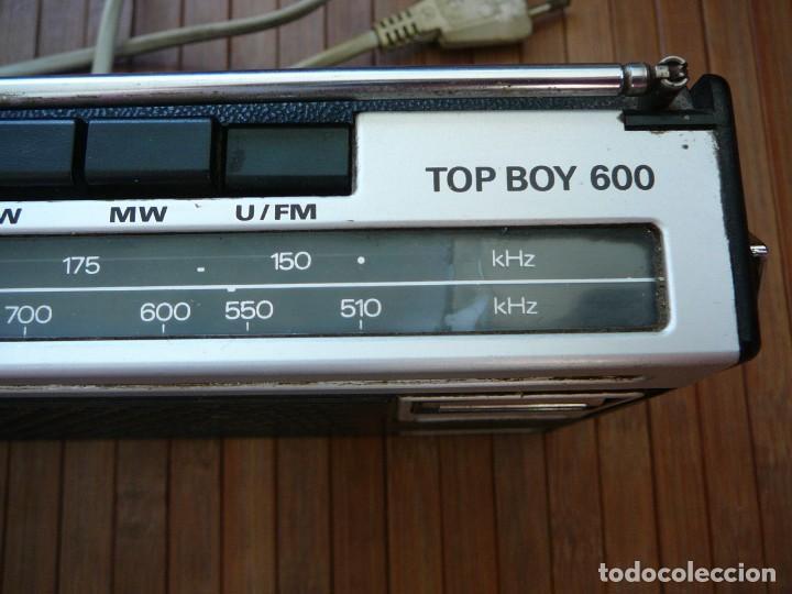 Segunda Mano: Radio Grundig Top Boy 600. Vintage, retro. - Foto 5 - 149975946
