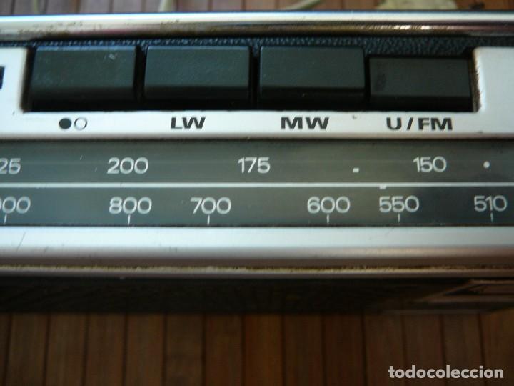 Segunda Mano: Radio Grundig Top Boy 600. Vintage, retro. - Foto 6 - 149975946