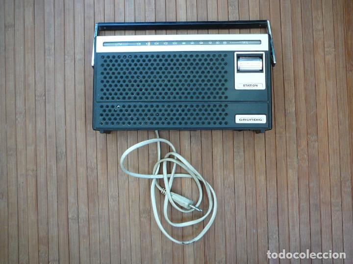 Segunda Mano: Radio Grundig Top Boy 600. Vintage, retro. - Foto 8 - 149975946