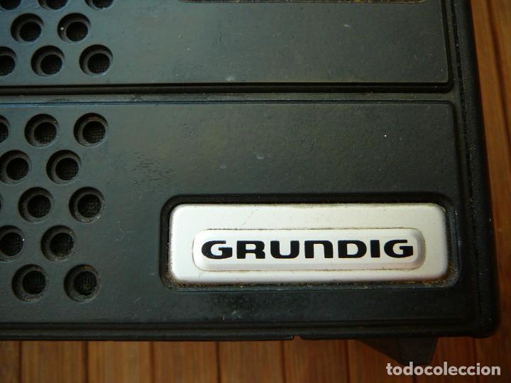 Segunda Mano: Radio Grundig Top Boy 600. Vintage, retro. - Foto 19 - 149975946