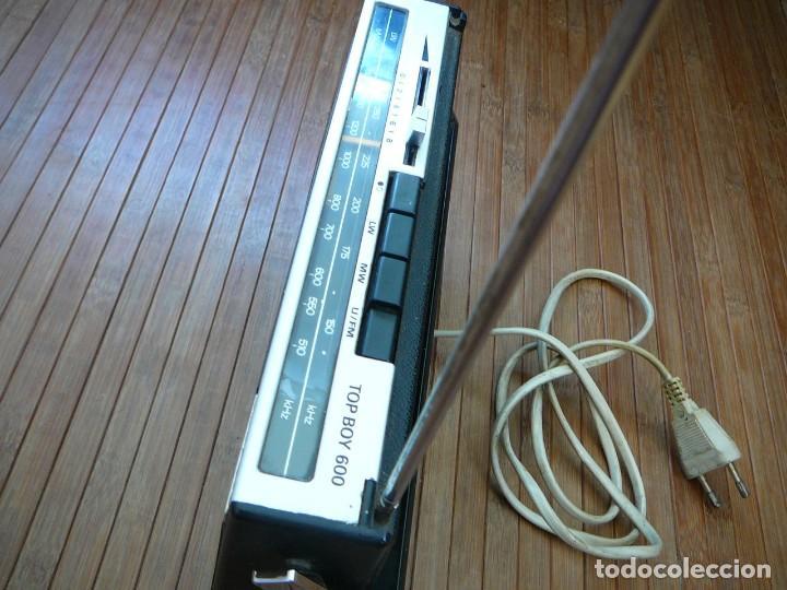 Segunda Mano: Radio Grundig Top Boy 600. Vintage, retro. - Foto 33 - 149975946