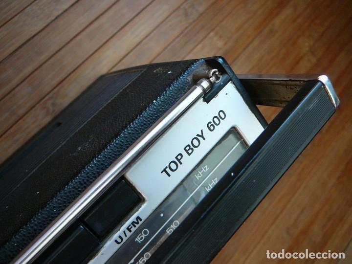 Segunda Mano: Radio Grundig Top Boy 600. Vintage, retro. - Foto 35 - 149975946