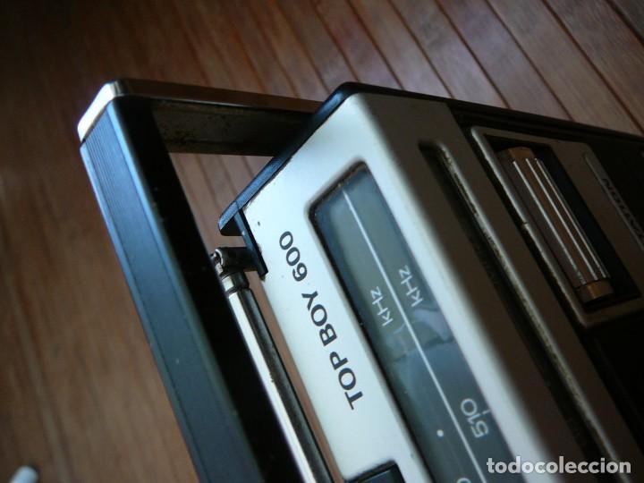Segunda Mano: Radio Grundig Top Boy 600. Vintage, retro. - Foto 38 - 149975946