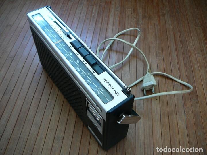 Segunda Mano: Radio Grundig Top Boy 600. Vintage, retro. - Foto 49 - 149975946