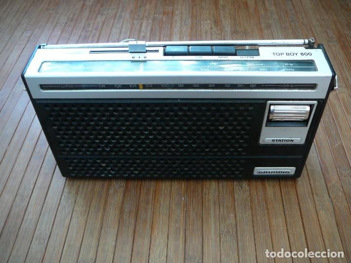 Segunda Mano: Radio Grundig Top Boy 600. Vintage, retro. - Foto 50 - 149975946