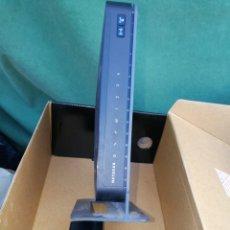 Segunda Mano: ROUTER WI-FI NETGEAR CG 3100 D 4 PUERTOS. Lote 150598114