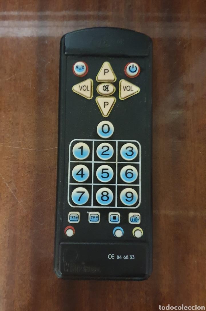 MANDO A DISTANCIA TV WALLIS UNIVERSAL CM 101 (Segunda Mano - Artículos de electrónica)