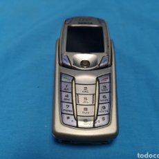 Segunda Mano: TELÉFONO NOKIA MODEL 6820A, CON BATERIA. Lote 150932266