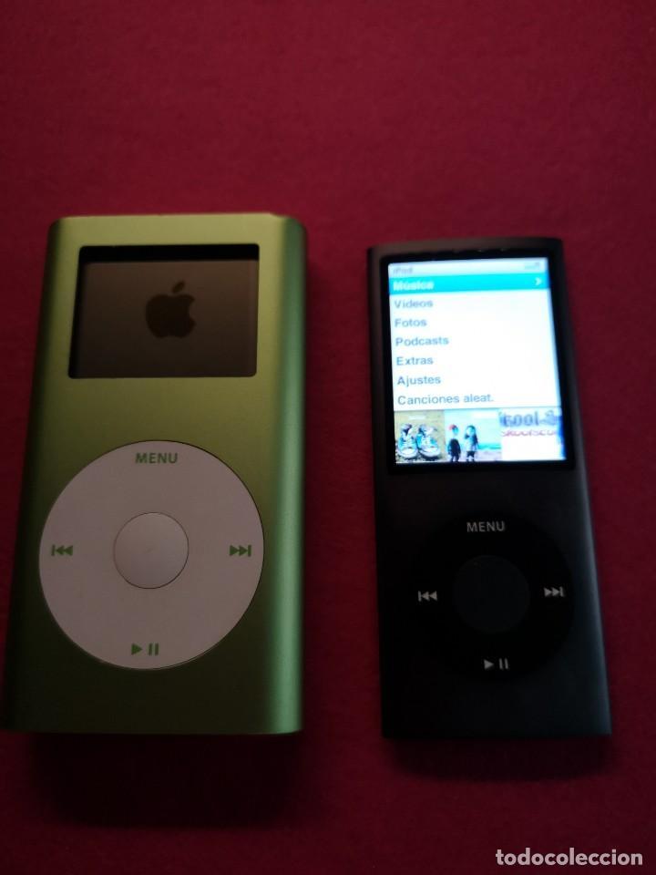 Segunda Mano: 2 ipod nano 4gb 8gb - Foto 2 - 150949554