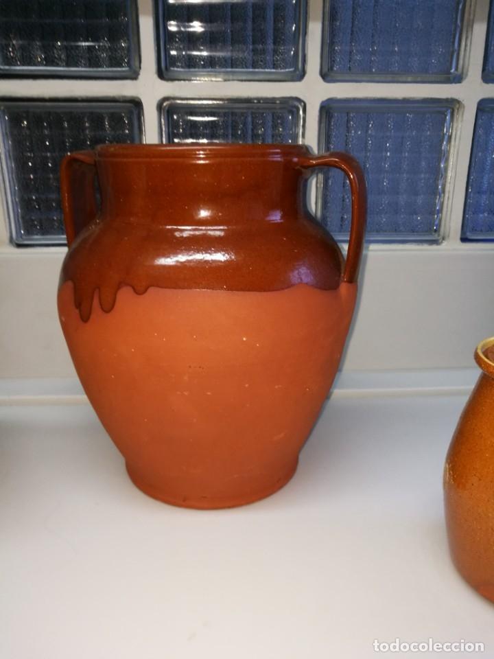 Segunda Mano: Vasija de barro grande - Foto 5 - 151015628
