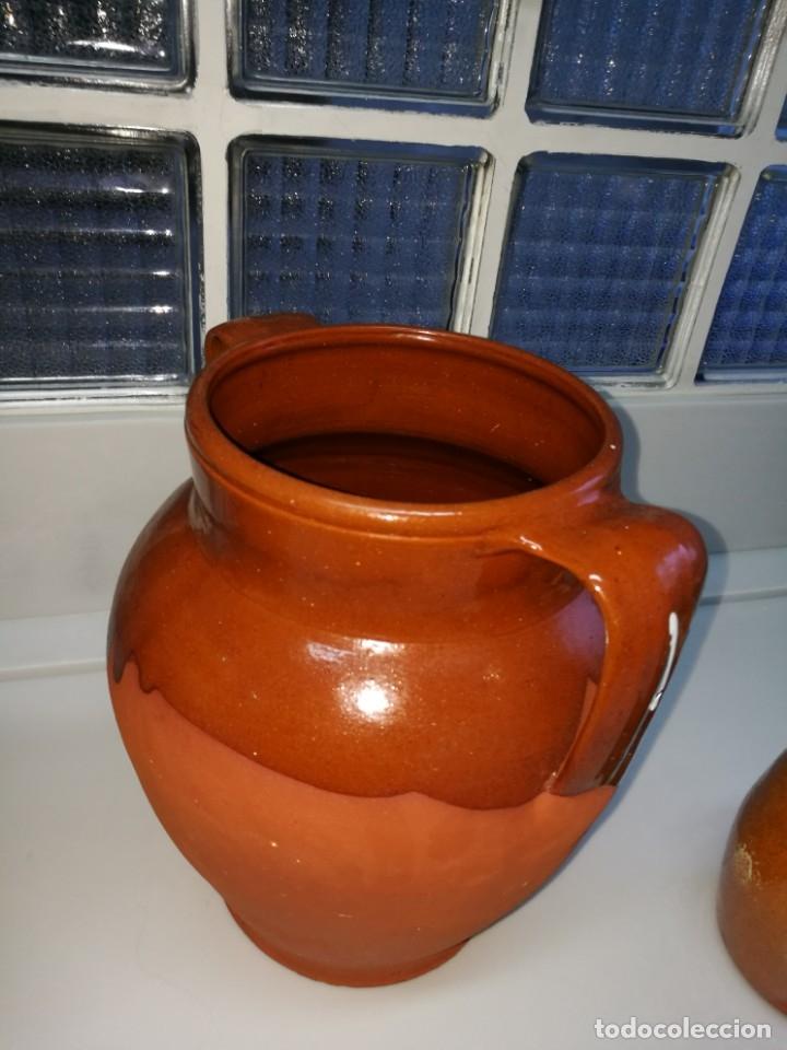 Segunda Mano: Vasija de barro grande - Foto 6 - 151015628