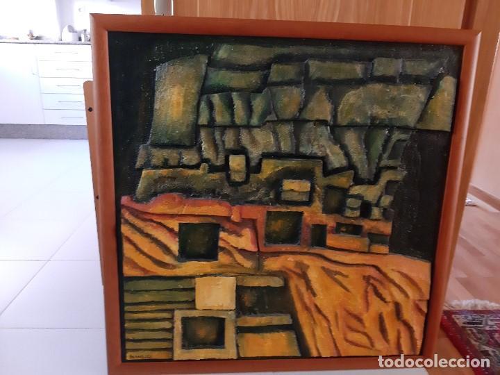 Segunda Mano: Cuadro de Juan Bernardez - Foto 2 - 151021410