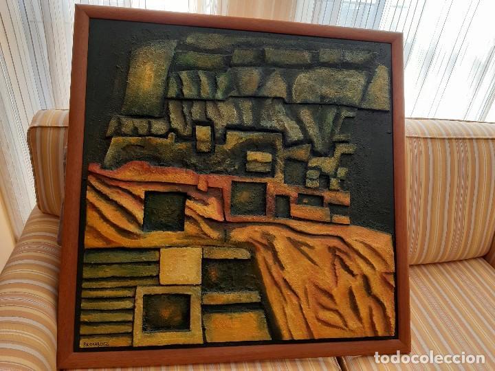 Segunda Mano: Cuadro de Juan Bernardez - Foto 3 - 151021410