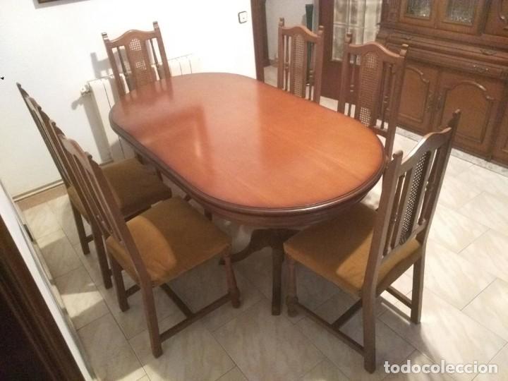 mesa de comedor y 6 sillas - Kaufen Artikel für Heim und Dekoration ...