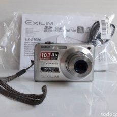 Segunda Mano: CÁMARA DE FOTOS DIGITAL CASIO EXILIM EX-Z1050#10.1 MEGAPIXEL.. Lote 152154154