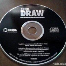 Segunda Mano: CD COREL DRAW. INSTALACIÓN. Lote 211479855