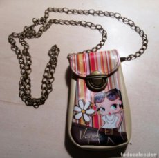Segunda Mano: BOLSITO.BOLSO.FUNDA MOVIL.BETTY BOOP.. Lote 152524514