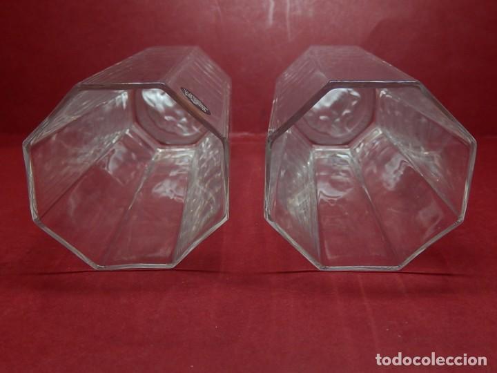Segunda Mano: Pareja vasos. Rosenthal, Alemania. Versace. - Foto 11 - 208808556