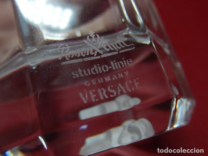 Segunda Mano: Pareja vasos. Rosenthal, Alemania. Versace. - Foto 13 - 208808556