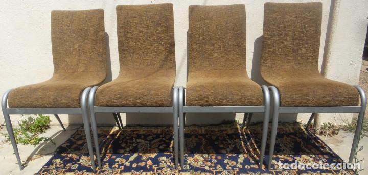 cuatro sillas para cocina - Comprar artículos de segunda mano de ...