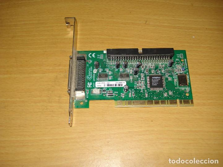 AIC-7850 PCI SCSI WINDOWS VISTA DRIVER