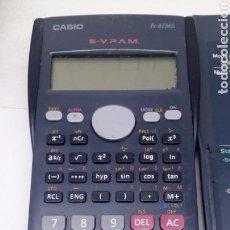 Segunda Mano: CALCULADORA CASIO FX-82MS. Lote 162765245