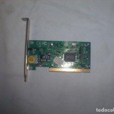 Segunda Mano: TARJETA RED PCI RJ45 REALTEK RTL8139B. Lote 154489682