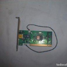 Segunda Mano: TARJETA RED PCI RJ45 REALTEK RTL8139D NETWARE. Lote 154490122
