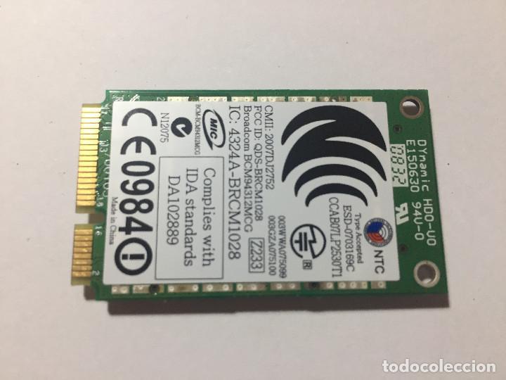 TARJETA WIFI - BROADCOM BCM94312MCG - DELL VOSTRO 1510-PP36L