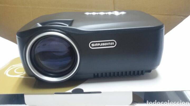 HOME CINEMA FULL HD 1080P 120 PULGADAS ANDROID (Segunda Mano - Artículos de electrónica)