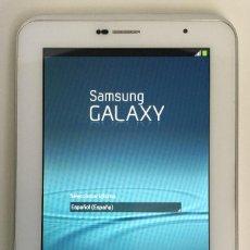 Segunda Mano: TABLET SAMSUNG GALAXY TAB 2 WIFI + 3G FUNDA GRATIS. Lote 155009970