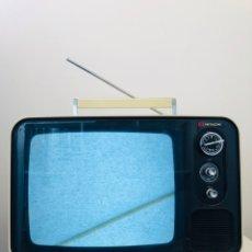 Segunda Mano: HITACHI TV RETRO VINTAGE. Lote 155044070