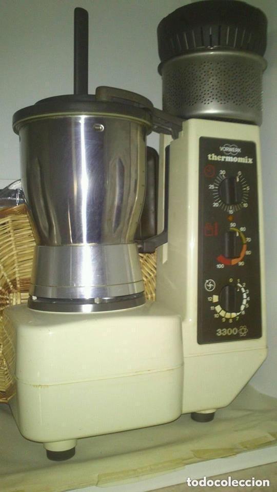 Robot De Cocina Thermomix Comprar Articulos De Segunda Mano De