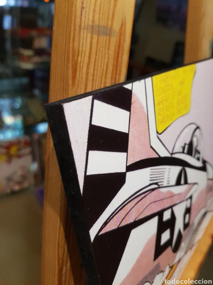 Segunda Mano: Roy Lichtenstein: WHAAM avión MUSTANG de combate: Cuadro rREPRO en madera pop art. Pintura Giclee - Foto 3 - 160949190