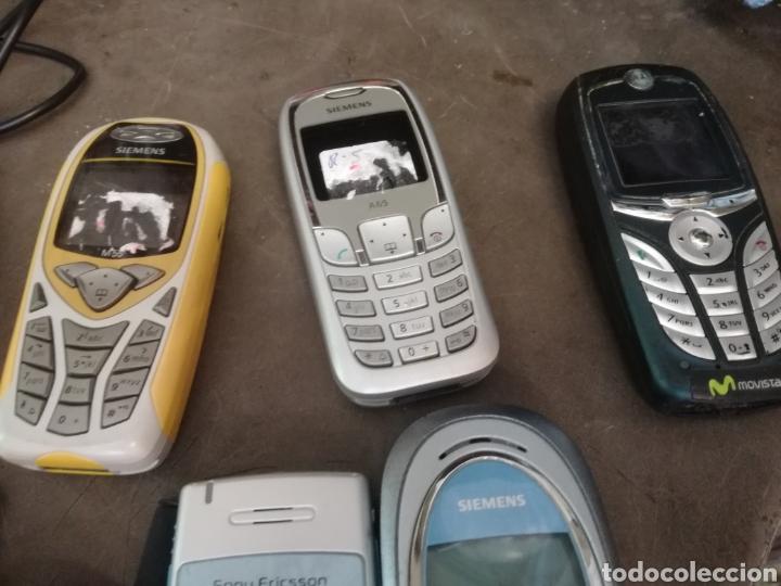 Segunda Mano: LOTE DE TELEFONOS MOVILES VARIAS MARCAS - Foto 3 - 155475537