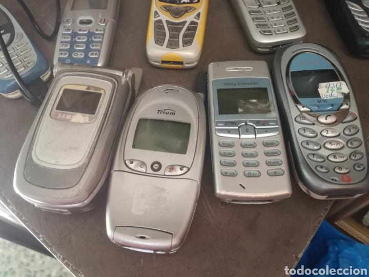 Segunda Mano: LOTE DE TELEFONOS MOVILES VARIAS MARCAS - Foto 4 - 155475537