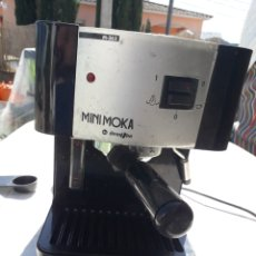 Segunda Mano: CAFETERA CAFE INOXIDA LE MINI MOKA COMO LAS DE BAR. Lote 155584558