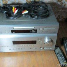 Segunda Mano: ONKYO A/V RECEIVER RECEPTOR AUDIO-VIDEO TX-SR601E + DVD PLAYER DV-SP501. Lote 156534814