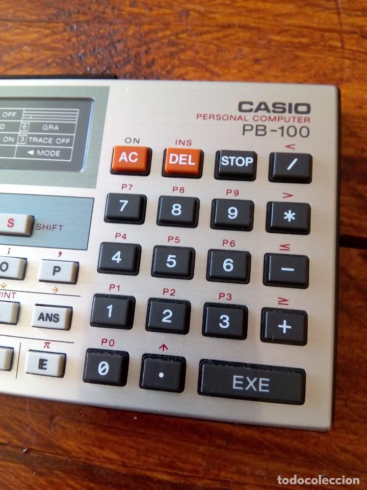 CALCULADORA CASIO PB-100 (Segunda Mano - Artículos de electrónica)