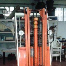 Segunda Mano: CARRETILLA ELEVADORA TCM 1.500 KG ELECTRICA. Lote 156883626